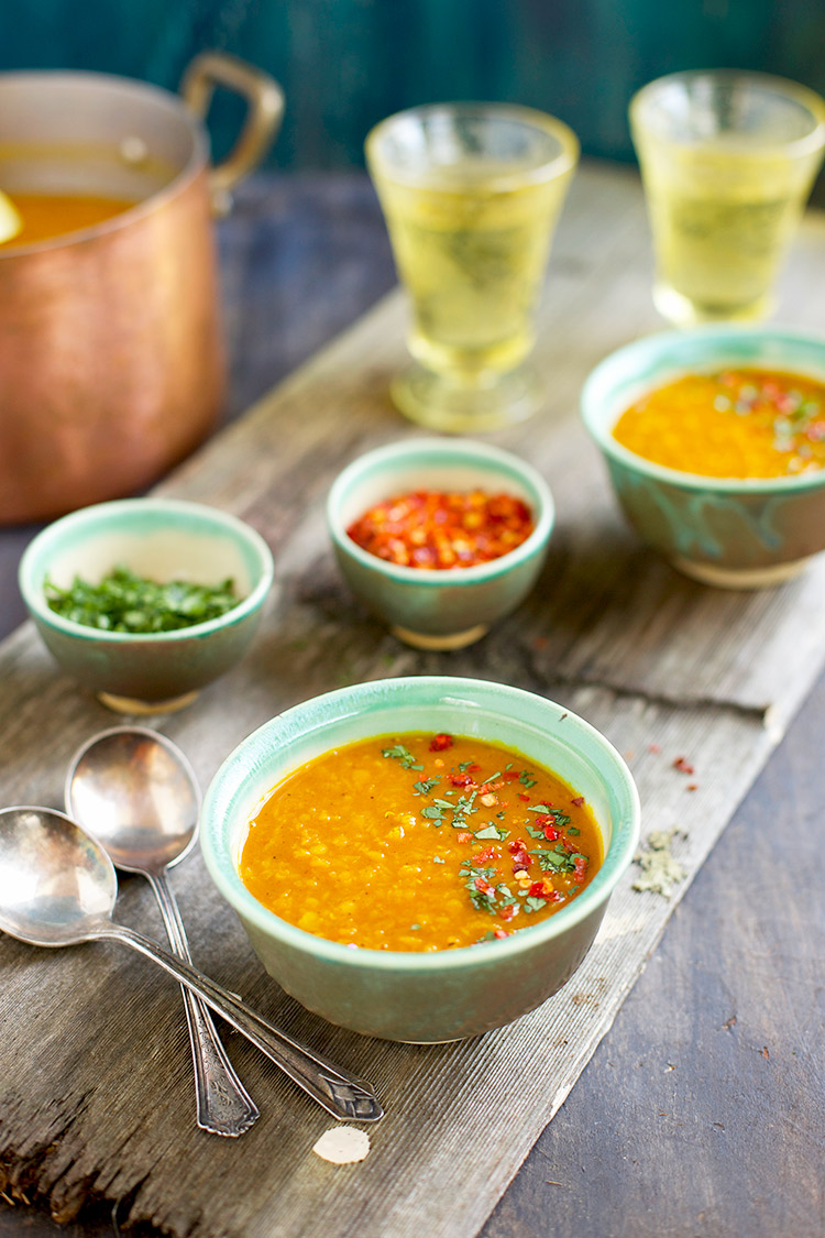 Indian-Spiced-Red-Lentil-Soup