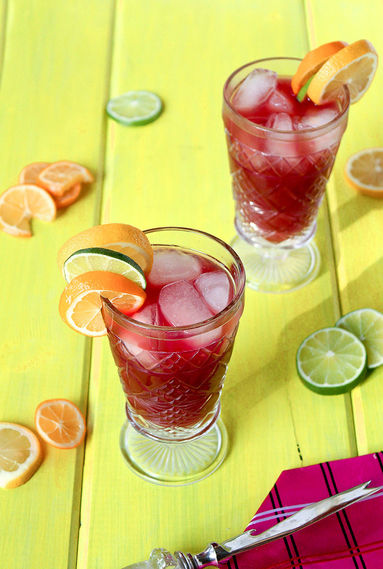 Red Sangria Cocktail