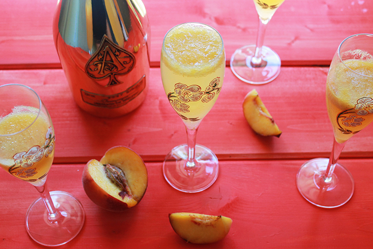 Ginger-Peach-Bellini