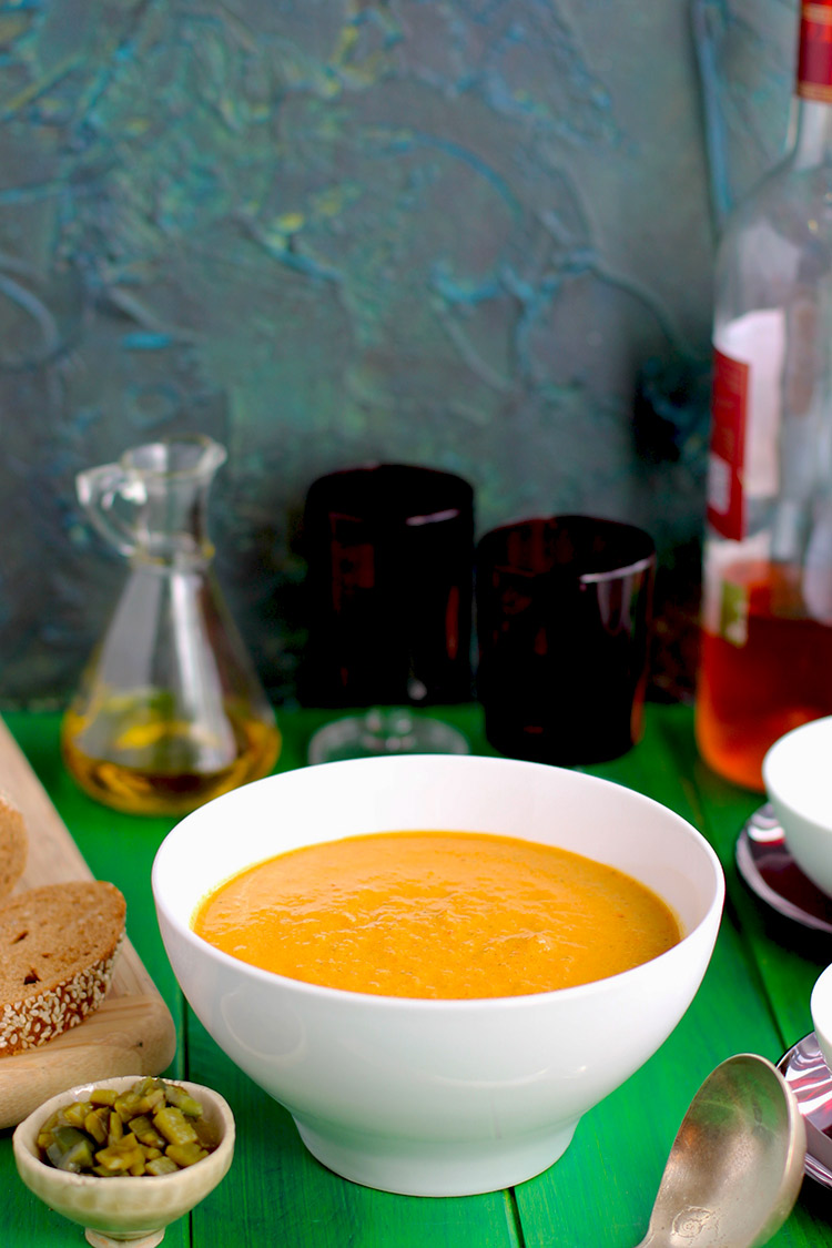 Multi-Roasted-Pepper-Soup