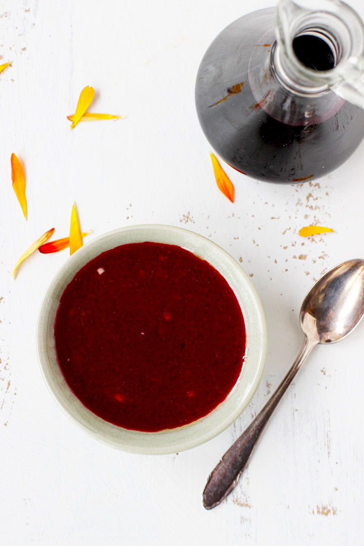 Hibiscus-Vinegar-and-Dressing