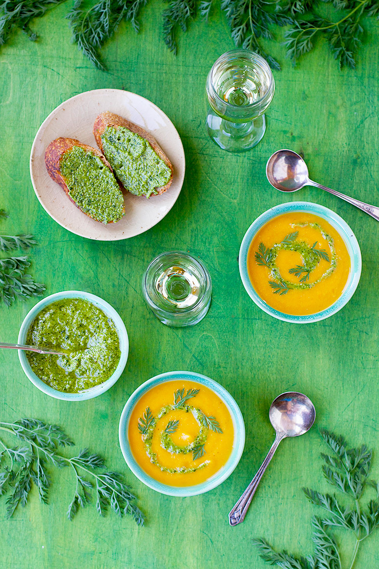 Roasted-Carrot-Soup